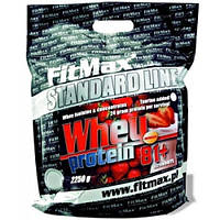 Протеин FitMax Whey Protein 81+ (2,3 kg)