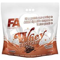 Протеин Fitness Authority Whey Protein (4,5 kg)