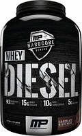 Протеин Muscle Pharm Whey Diesel Hardcore (1.8 kg)
