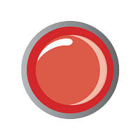 "Биогель цветной ""IRISK"" №9 Red Ribbon, 5 мл Premium Pack"