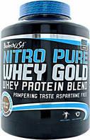 Протеин BioTech Nitro Pure Whey Gold (2.27 kg) (melon)