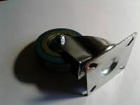 Колесо мебельное опорное, на платформе ( Ф-65 мм)