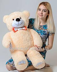 Плюшевый медведь бежевый 85 см