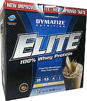 Протеин Dymatize Nutrition Elite Whey Protein Isolate (4536g)