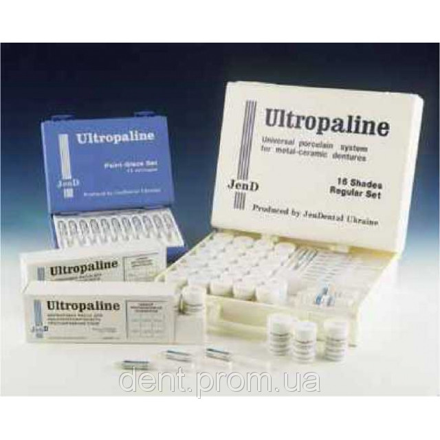 Масса для металлокерамики Ultropaline (Ультрапалин)