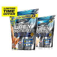 Протеин MuscleTech Whey Protein Plus (2,72 kg)