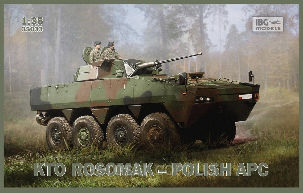 KTO Rosomak- Polish APC 1/35 IBG 35033