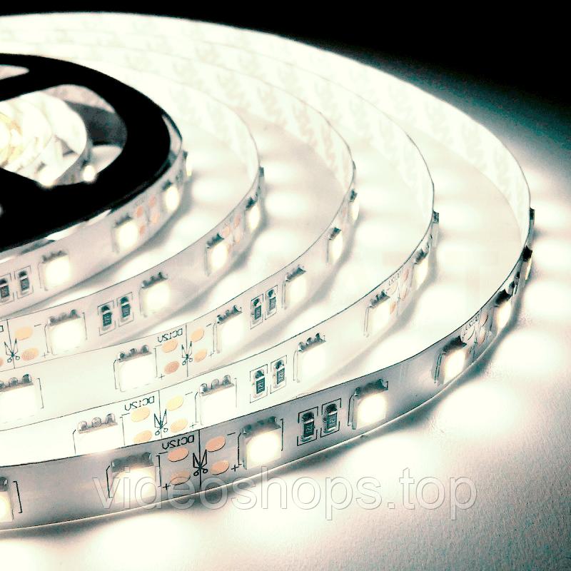 Светодиодная лента 12В 3014 (60LED/м) IP65