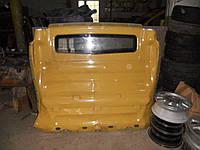 Перегородка грузового отсека желтая на Renault Trafic, Opel Vivaro, Nissan Primastar
