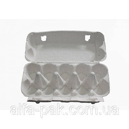 Картонная упаковка для яиц 10шт, фото 2