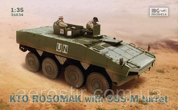 KTO Rosomak with OSS-M turret 1/35 IBG 35034