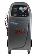 Полностью автоматическая установка обслуживания кондиционеров авто.