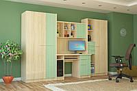 Стенка для детской комнаты, Стенка в детскую, Детская стенка Чернигов, Детская мебель