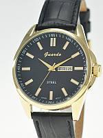 Мужские  часы GUARDO S09438A.6 чёрный