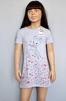 Ночная сорочка для девочки TM Baykar р.3-6 лет (4 шт в ростовке) меланж