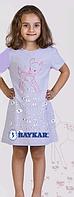 Ночная сорочка для девочки TM Baykar р.3-6 лет (4 шт в ростовке) сирень