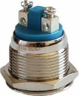 TY 19-211A Scr Кнопка металлическая 1NO