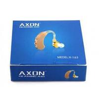 Слуховой аппарат Axon x-163 заушный