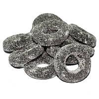 Лакричные Кольца в сахаре