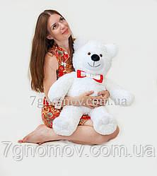 Плюшевый медведь белый  85 см
