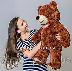 Плюшевый медведь бурый 85 см