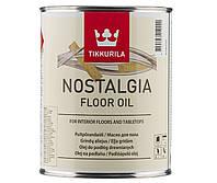 Масло интерьерное TIKKURILA NOSTALGIA FLOOR OIL для пола, 3л