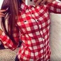 Женская рубашка Лакоста