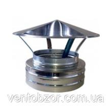 Утепленный грибок для дымохода ф200/280 мм