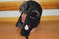 Зимняя шапка-ушанка ТМ Sun Сity р.56, 58