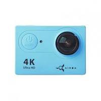 Экшн камера Airon ProCam 4K Blue (4822356754451)