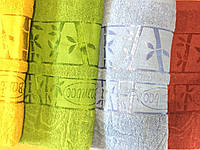 Полотенце махра бамбук