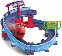 Игровой набор Станция техосмотра Chuggington Tomy (LC54237)