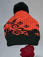 Зимняя шапка Мика для девочек