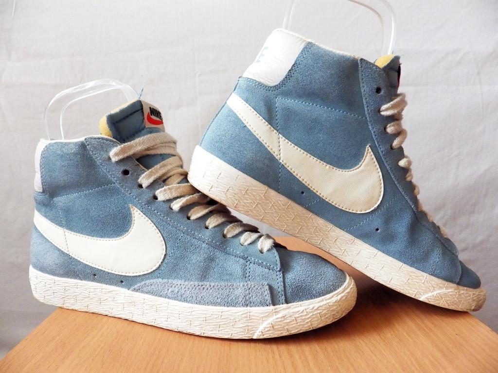 Кроссовки Nike Blazer 100% ОРИГИНАЛ р-р 38 (24см) (Б У СТОК) найк ... 8c0c38c4e0d