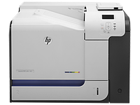 Цветной принтер HP Color LaserJet Enterprise 500 M551
