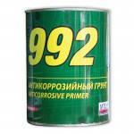 МТЕ Грунт антикоррозийный МТЕ 992, черный, 1кг
