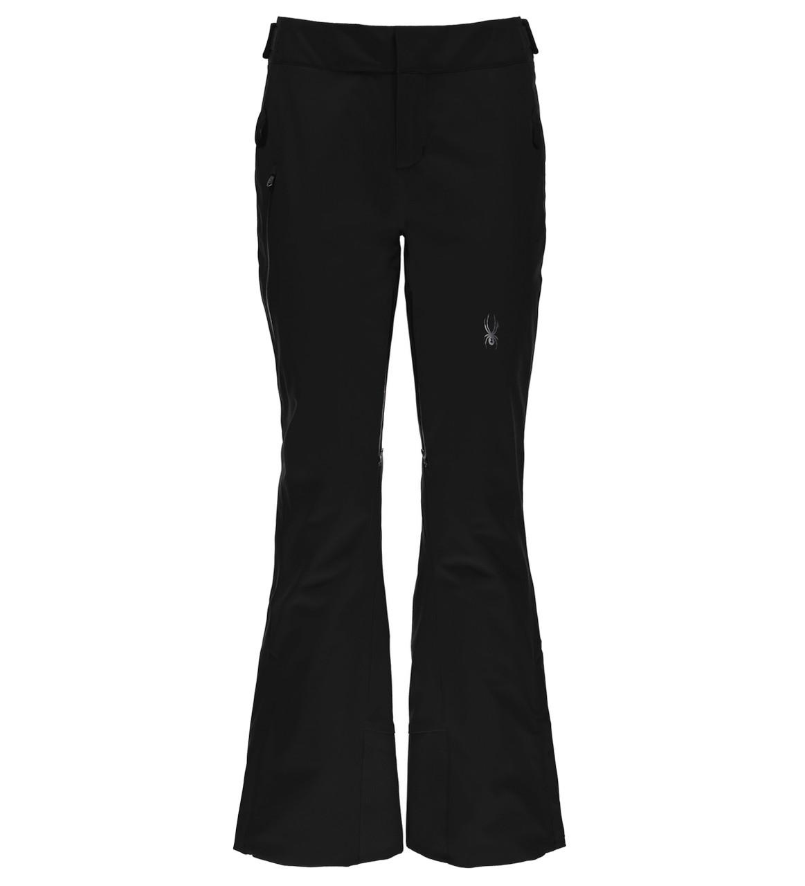 Горнолыжные брюки женские Spyder Temerity black (MD)