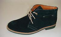 Женские зеленые ботинки ТМ Bistfor 29800/156