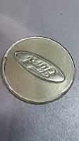 Наклейки на литые диски Ford 56,5 мм плоский