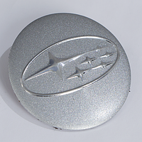 Наклейки на литые диски Subaru 56 мм выгнутые