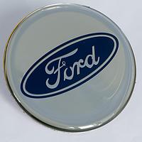 Наклейки на литые диски Ford 50 мм плоские