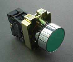 """Кнопка """"Старт"""" зелен.XB2-BA31"""