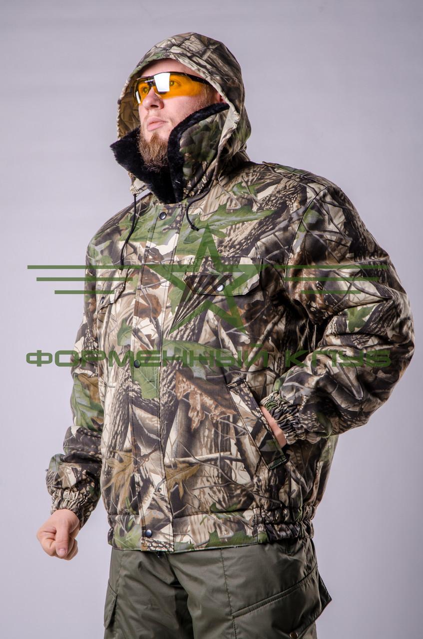 Куртка камуфляжная зимняя Дубок