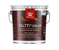 Лазурь-лак антисептический TIKKURILA VALTTI COLOR для древесины, 2,7л