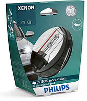 Philips Xenon X-tremeVision gen2, D4S, видимость на 150 % лучше, новинка 2017