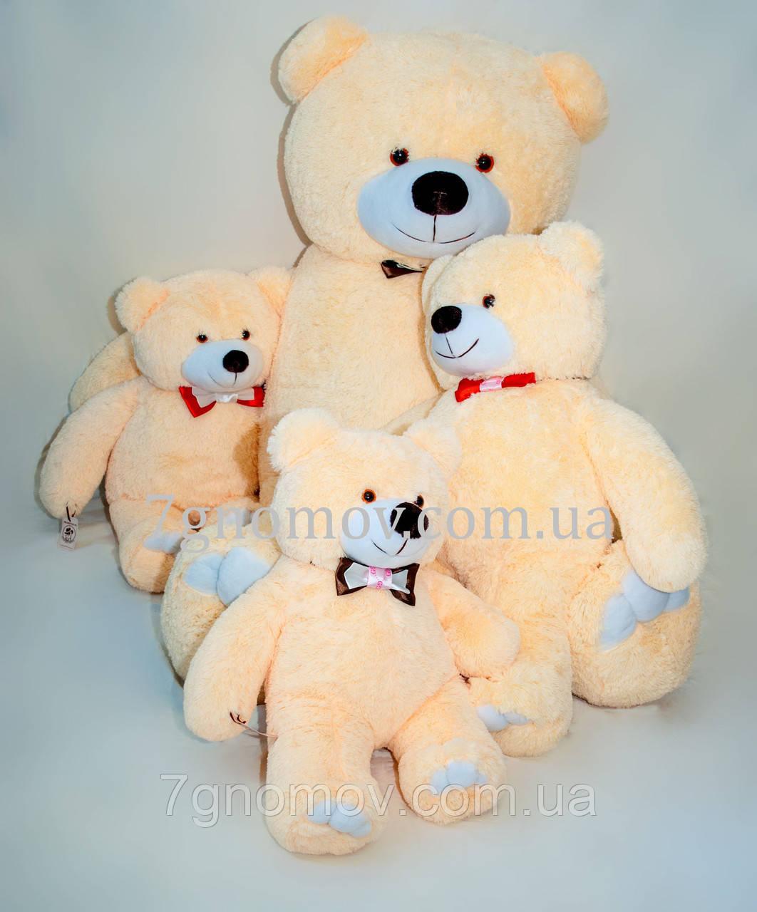 Плюшевый медведь бежевый 250 см