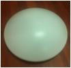 Светодиодный светильник накладной круглый 15 W 6000K