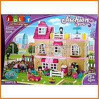 Конструктор JDLT 5228 Модный дом 189 деталей