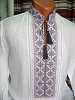 Чоловіча вишиванка (модель 18)