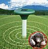 Отпугиватель кротов  Solar Mole Repeller  With Led Light ультразвуковой